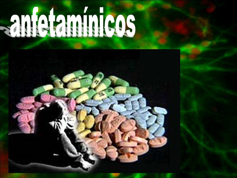anfetamínicos