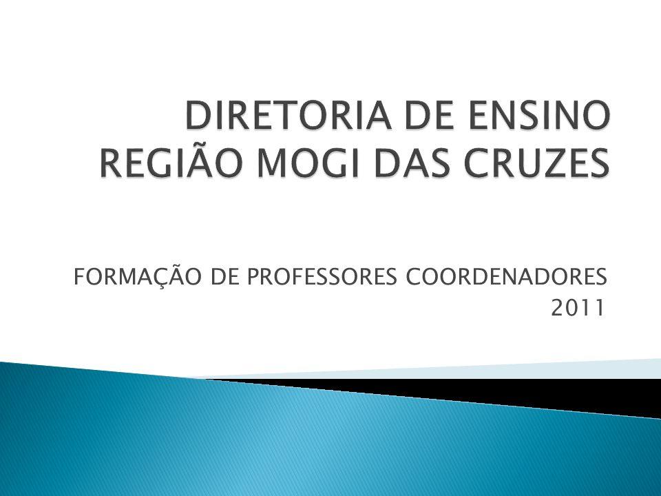 DIRETORIA DE ENSINO REGIÃO MOGI DAS CRUZES