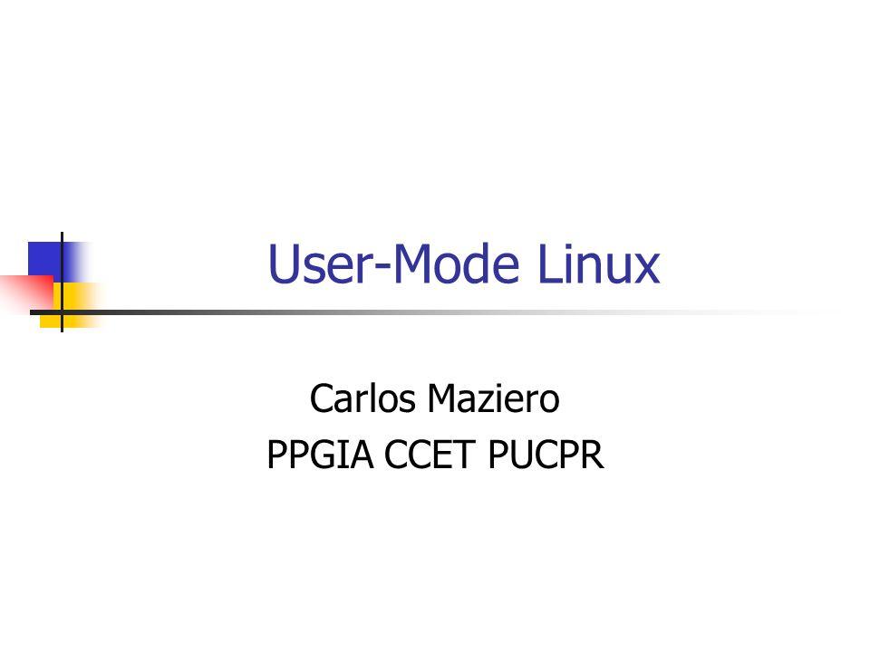 Carlos Maziero PPGIA CCET PUCPR