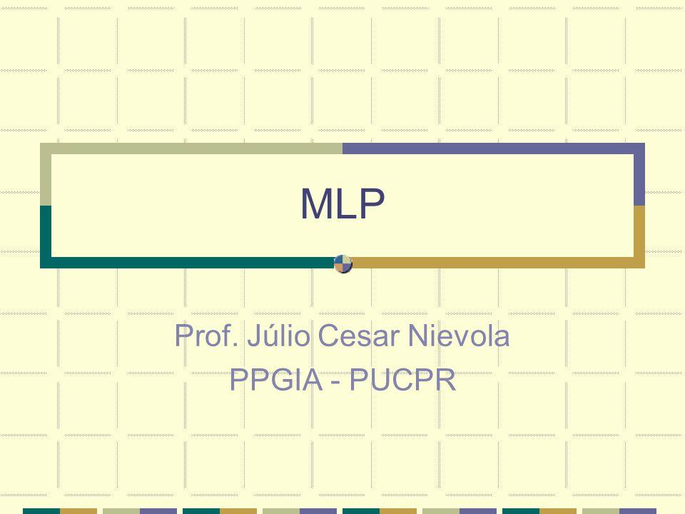 Prof. Júlio Cesar Nievola PPGIA - PUCPR