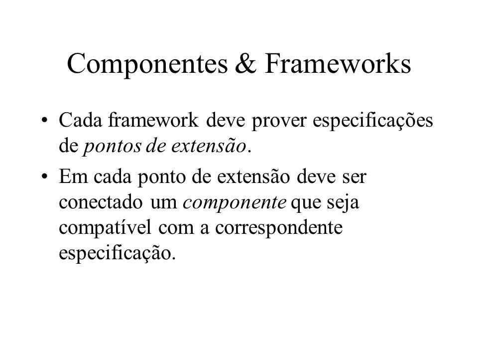 Componentes & Frameworks