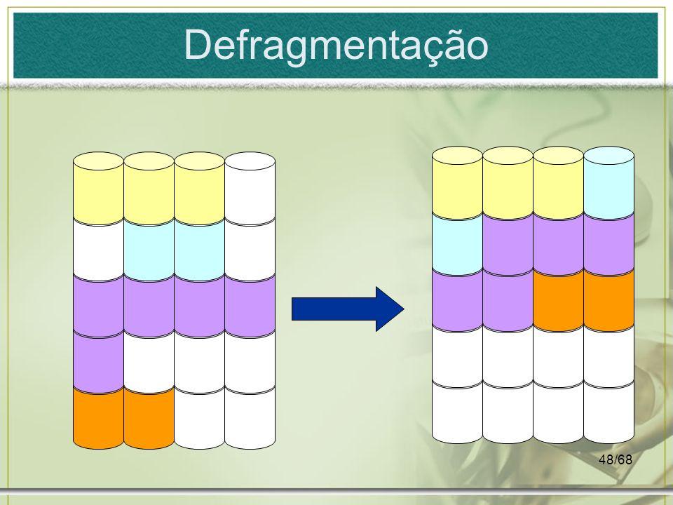 Defragmentação
