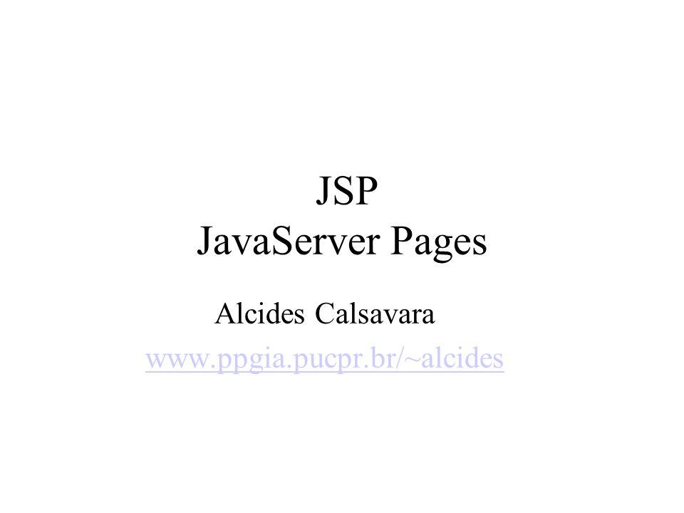 Alcides Calsavara www.ppgia.pucpr.br/~alcides