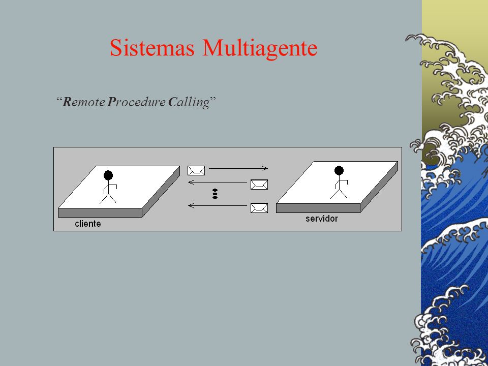 Sistemas Multiagente age Remote Procedure Calling ntes