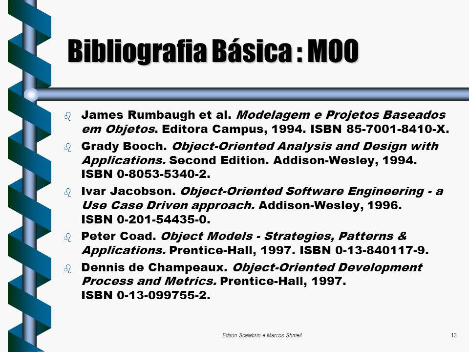 Bibliografia Básica : MOO