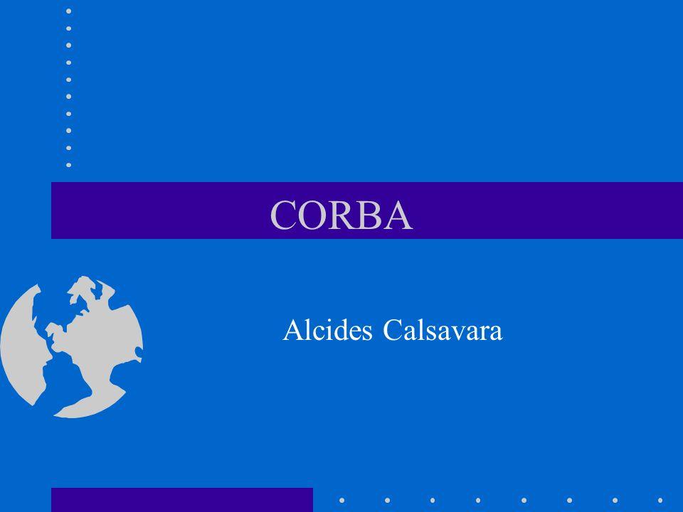 3/25/2017 CORBA Alcides Calsavara