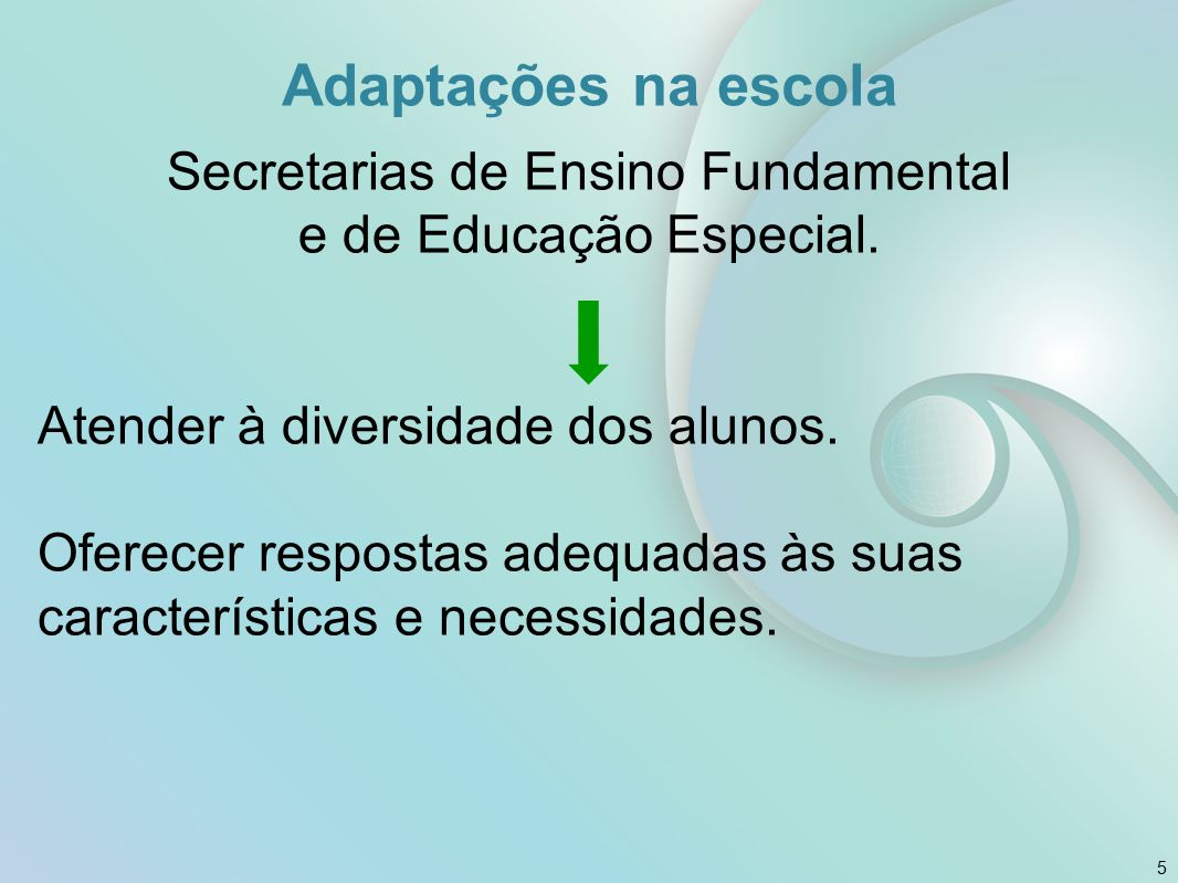 Secretarias de Ensino Fundamental
