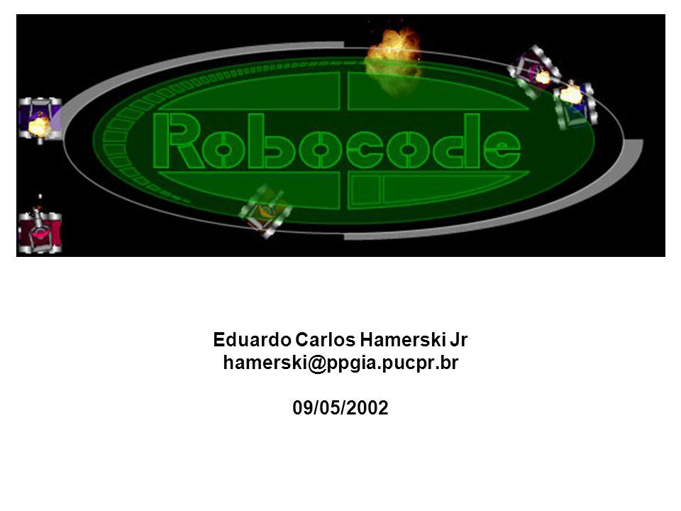 Eduardo Carlos Hamerski Jr hamerski@ppgia.pucpr.br 09/05/2002