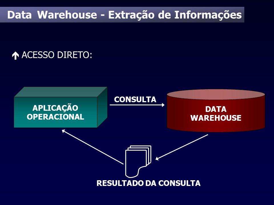 Data Warehouse - Extração de Informações
