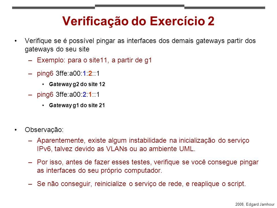 Verificação do Exercício 2