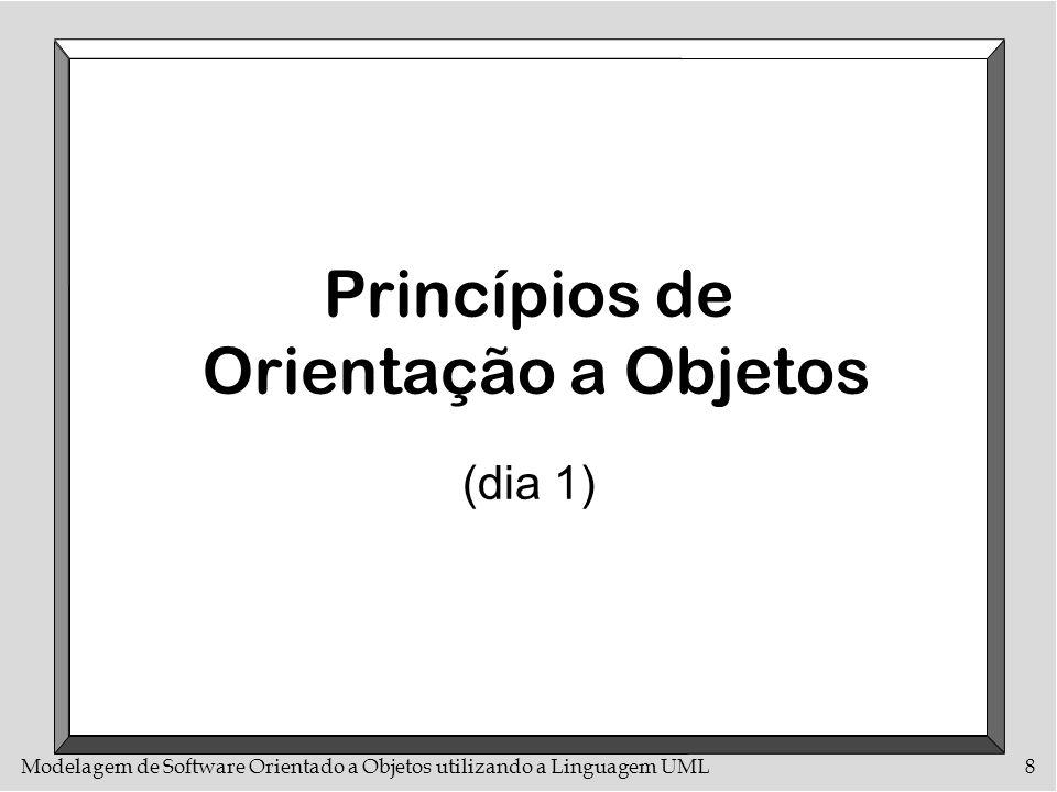 Princípios de Orientação a Objetos