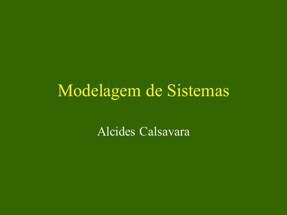 Modelagem de Sistemas Alcides Calsavara