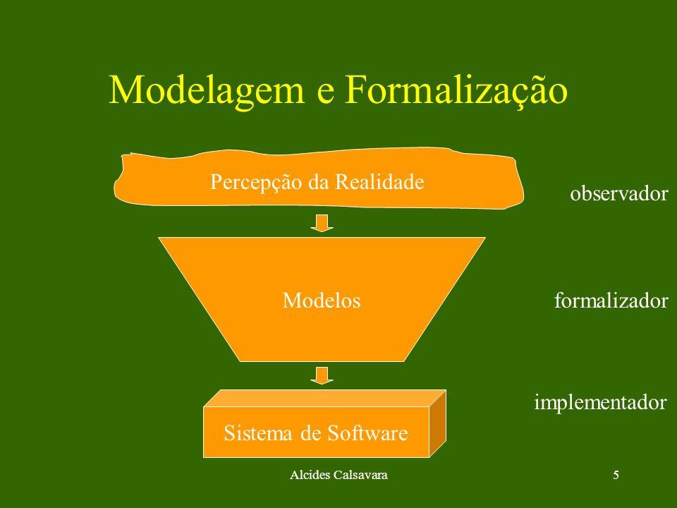 Modelagem e Formalização