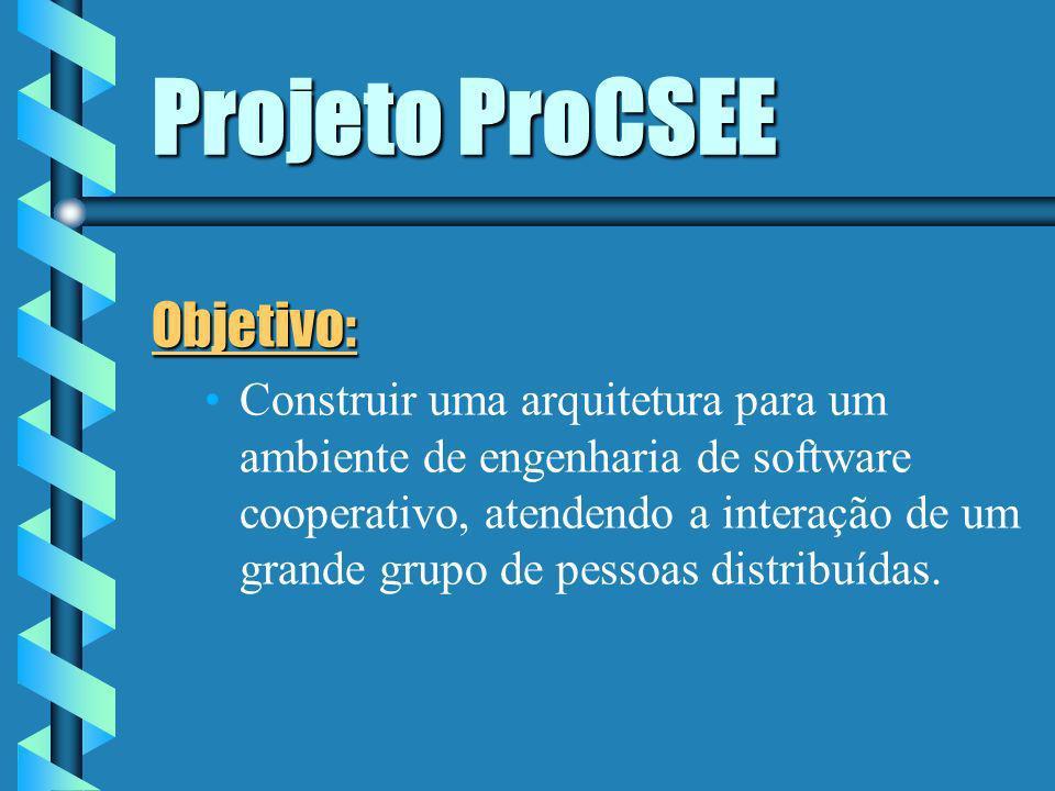 Projeto ProCSEE Objetivo:
