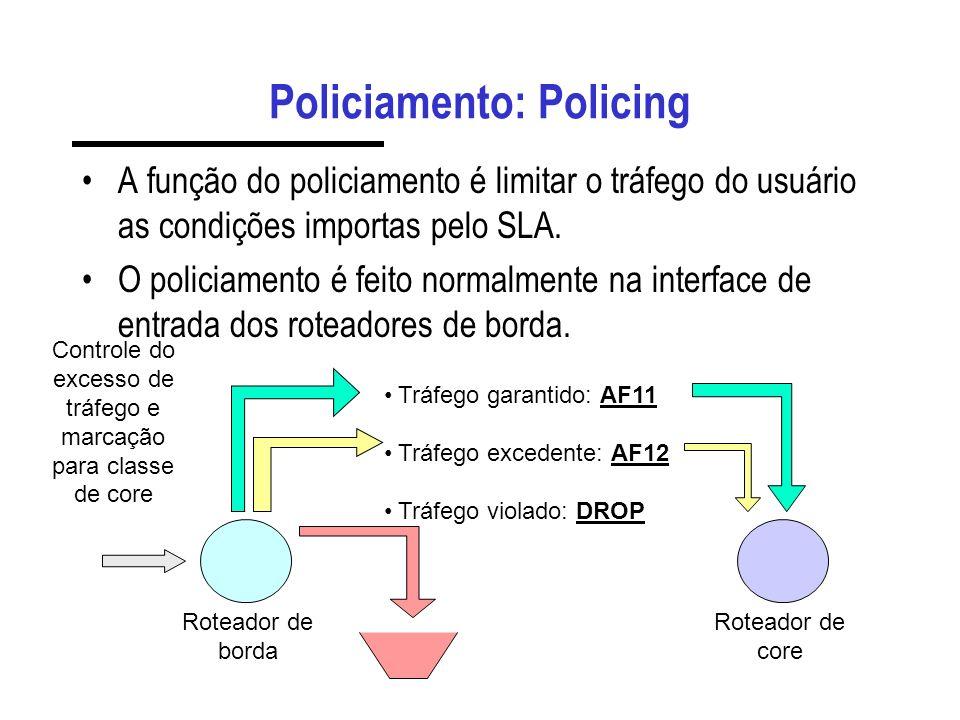 Policiamento: Policing