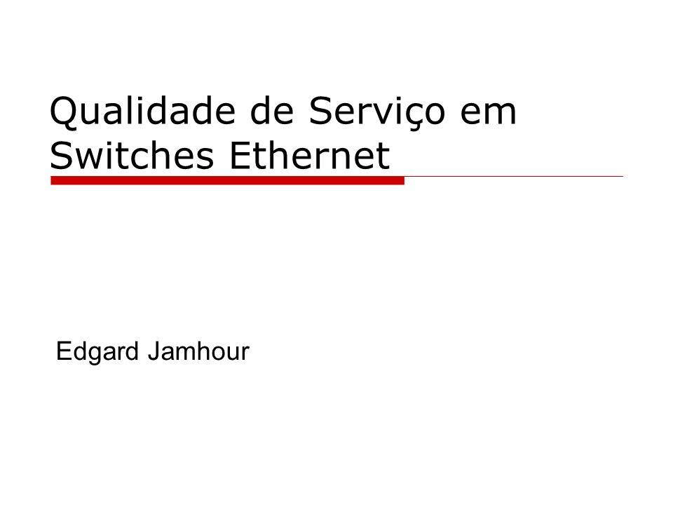Qualidade de Serviço em Switches Ethernet