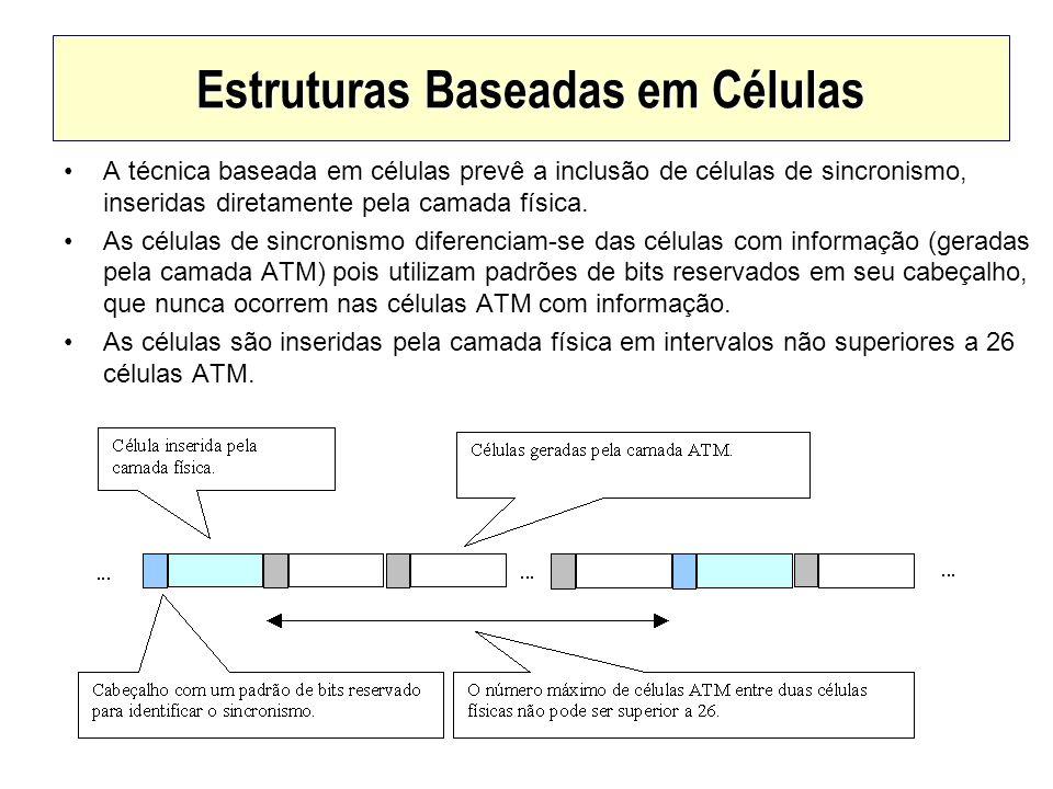 Estruturas Baseadas em Células