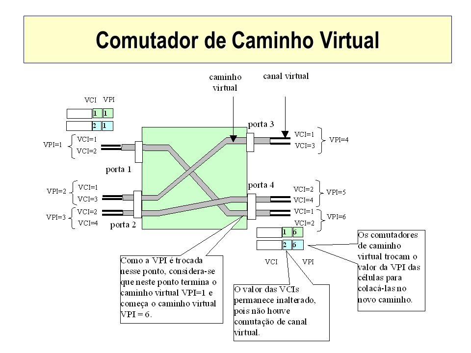 Comutador de Caminho Virtual