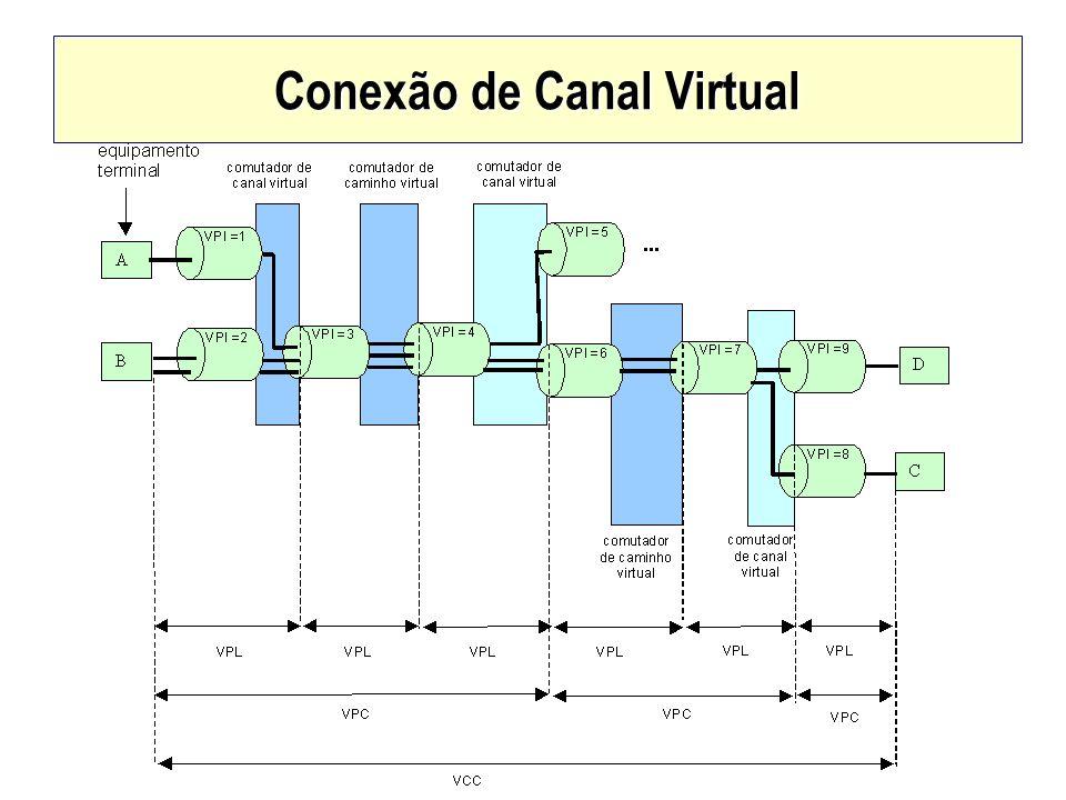 Conexão de Canal Virtual