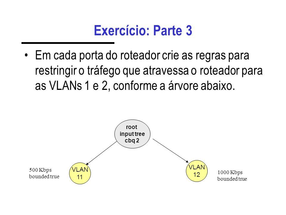 Exercício: Parte 3