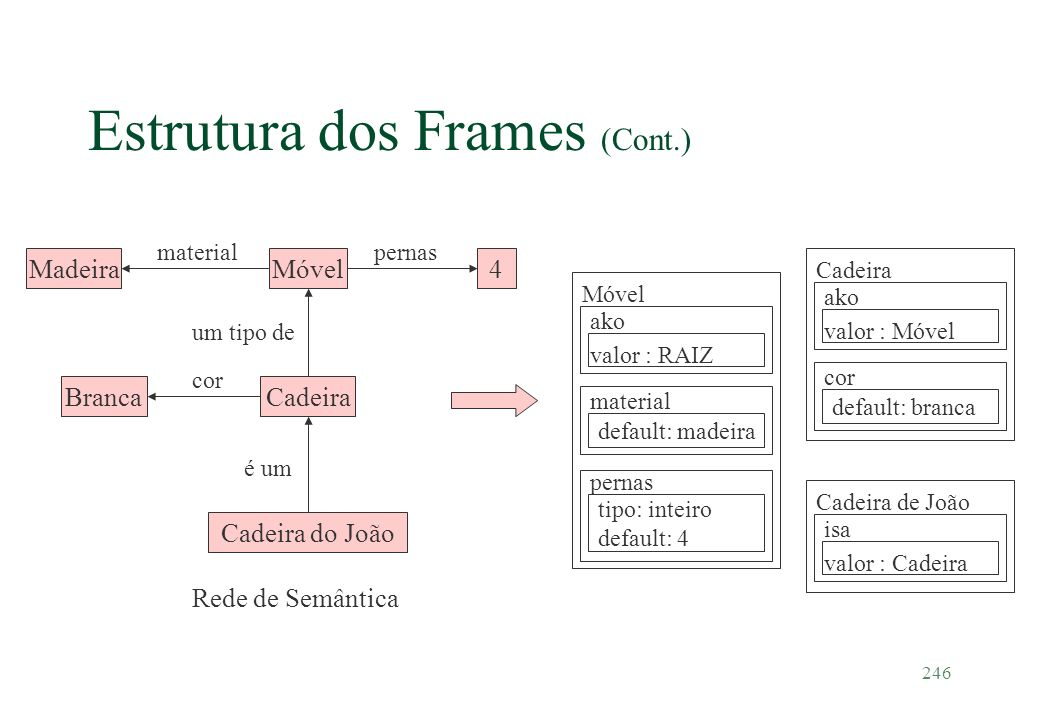 Estrutura dos Frames (Cont.)