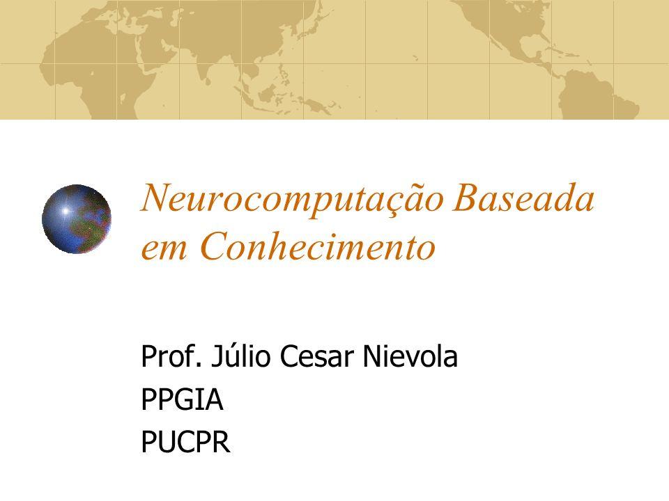 Neurocomputação Baseada em Conhecimento