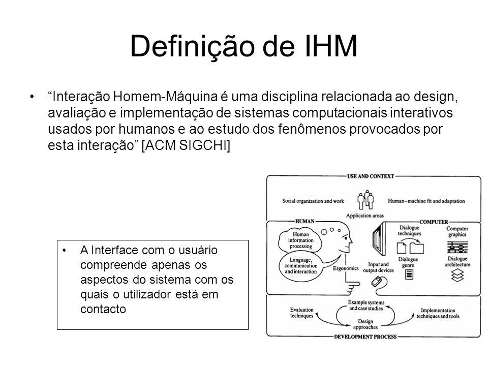 Definição de IHM