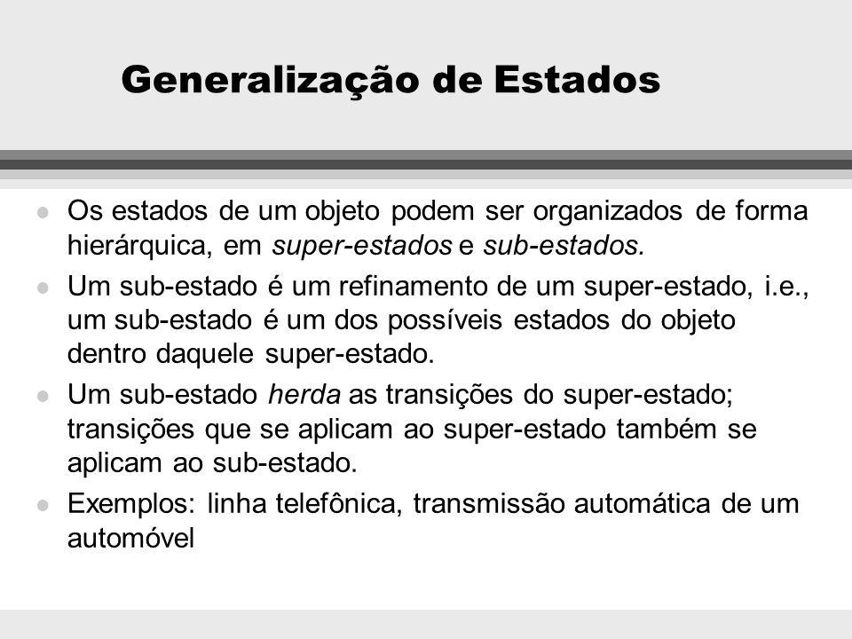 Generalização de Estados