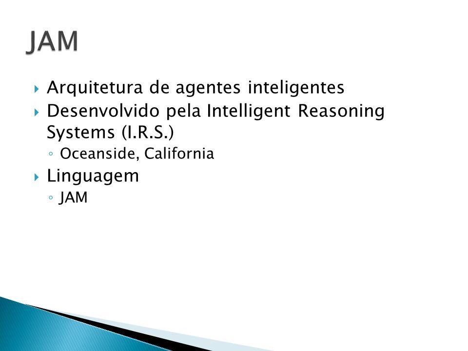 JAM Arquitetura de agentes inteligentes