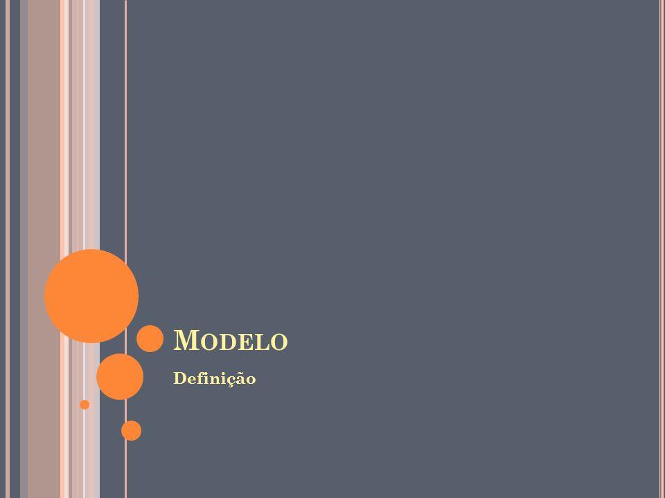 Modelo Definição