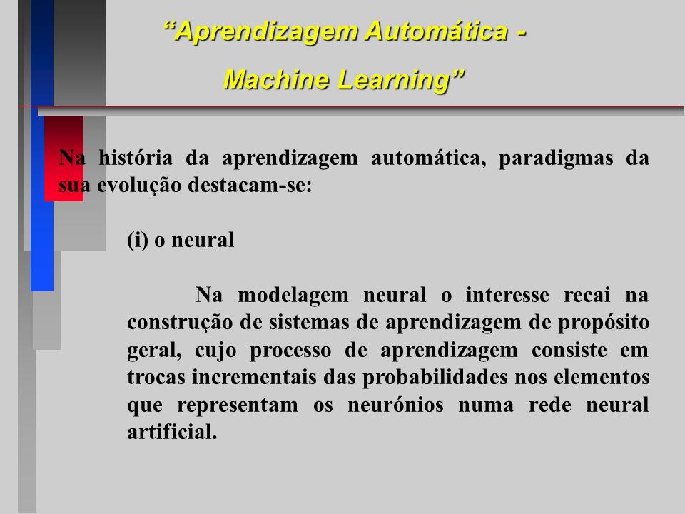 Aprendizagem Automática -