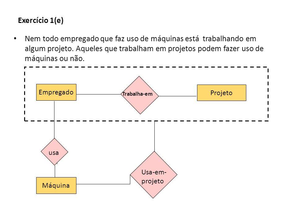 Exercício 1(e)