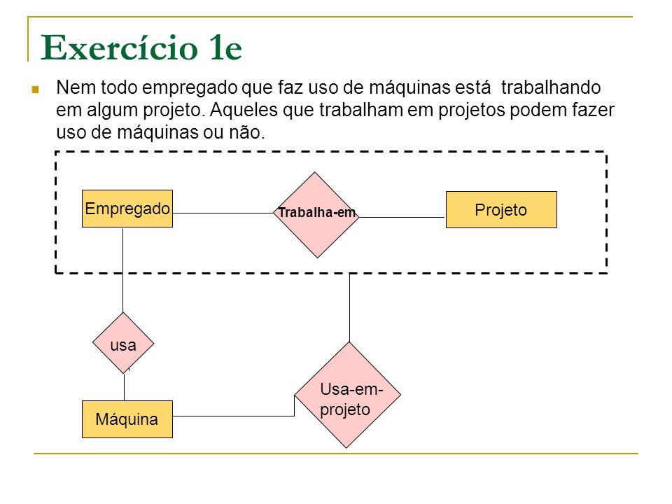 Exercício 1e