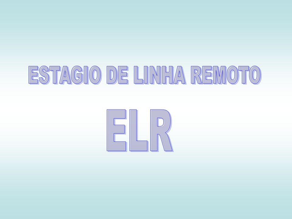 ESTAGIO DE LINHA REMOTO