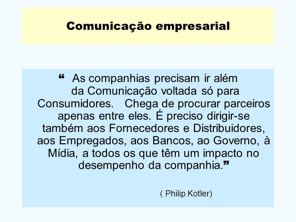 Comunicação empresarial