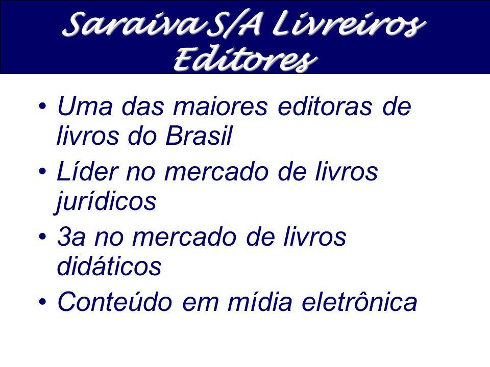 Saraiva S/A Livreiros Editores