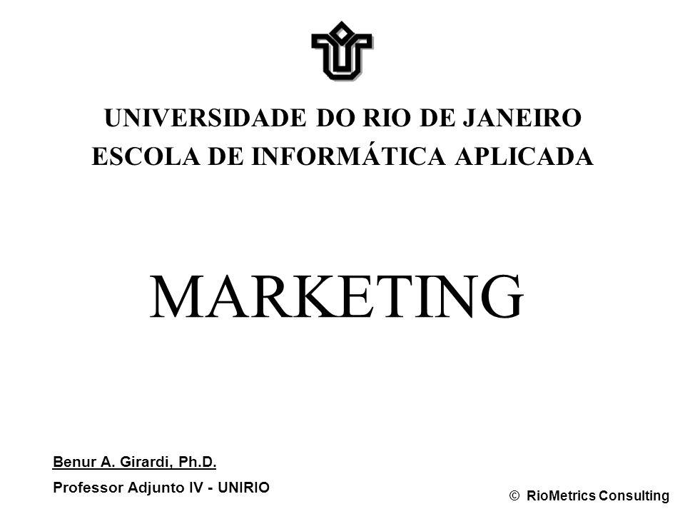 UNIVERSIDADE DO RIO DE JANEIRO ESCOLA DE INFORMÁTICA APLICADA