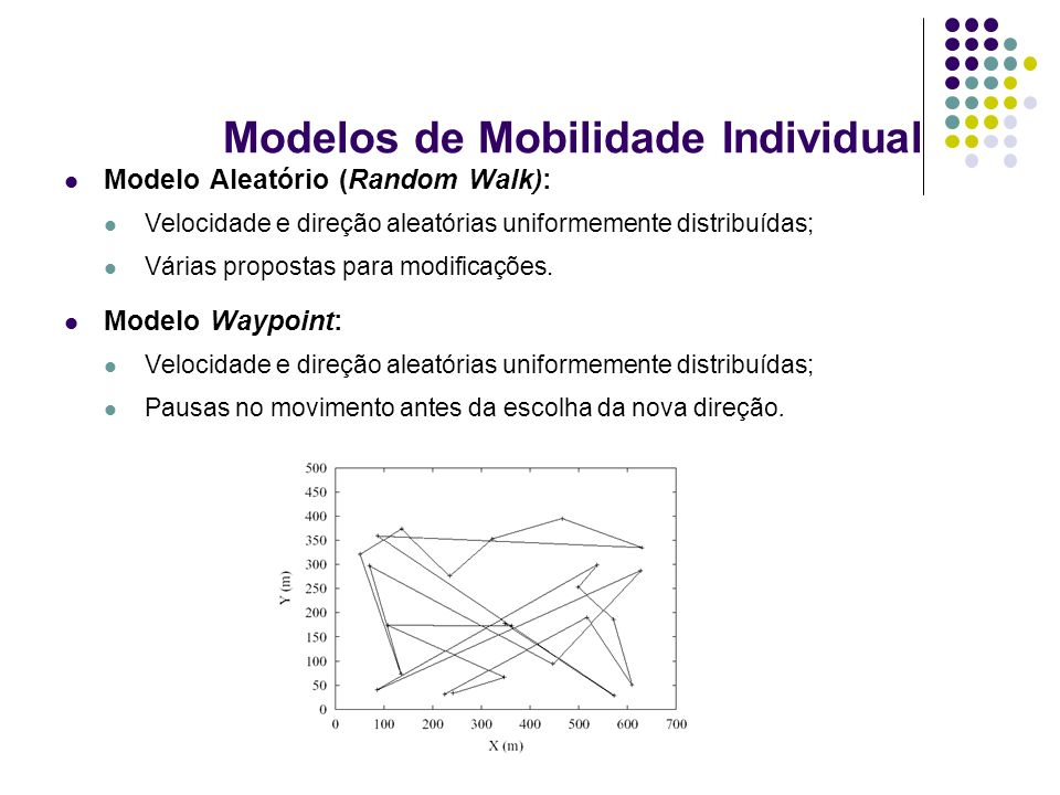 Modelos de Mobilidade Individual