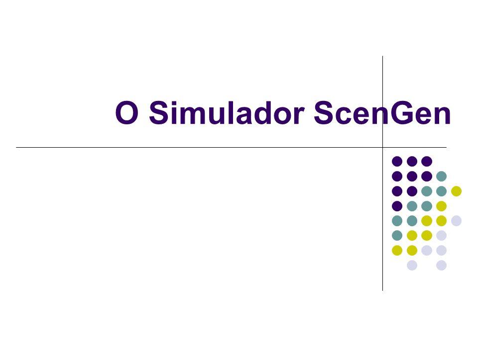 O Simulador ScenGen