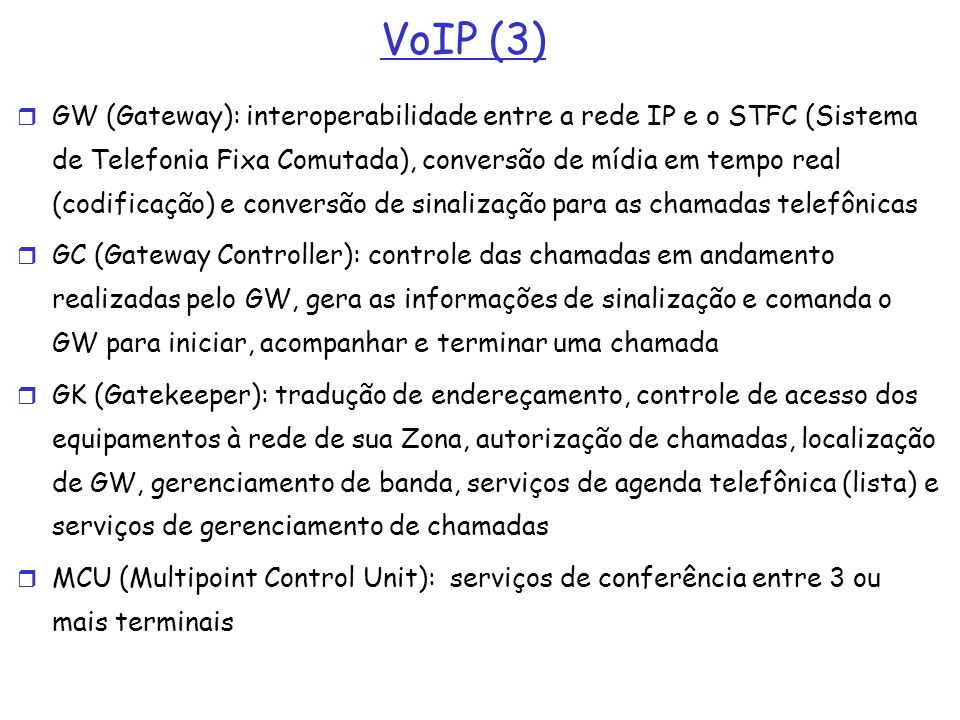 VoIP (3)