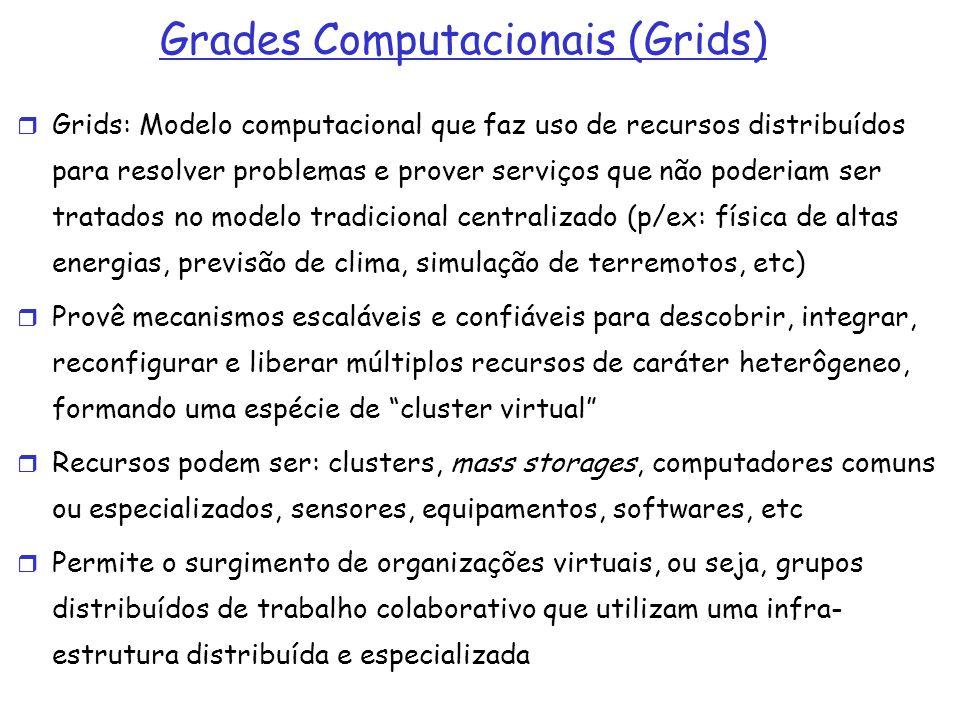 Grades Computacionais (Grids)