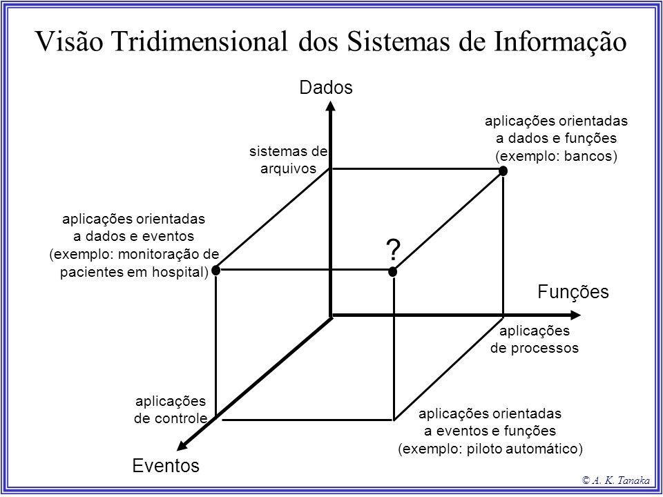 Visão Tridimensional dos Sistemas de Informação