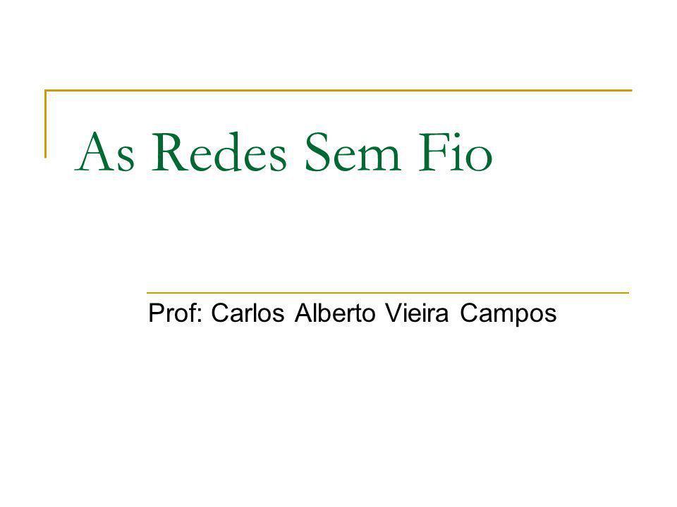 Prof: Carlos Alberto Vieira Campos