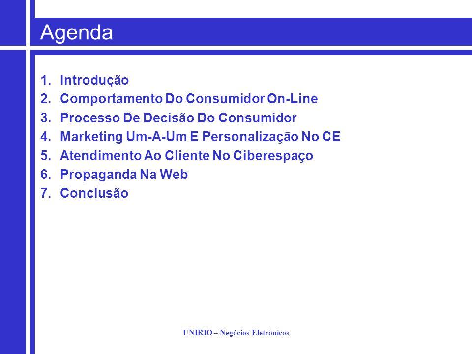 UNIRIO – Negócios Eletrônicos