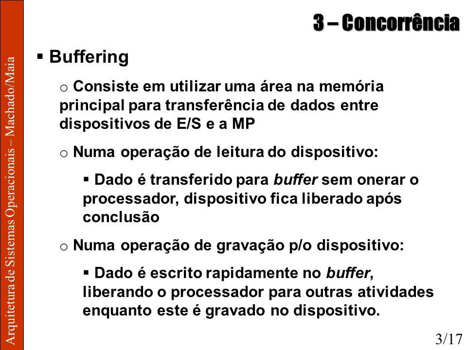3 – Concorrência Buffering