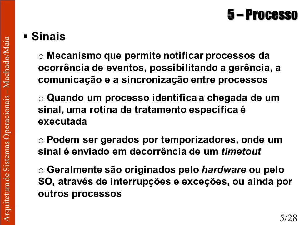 5 – Processo Sinais.