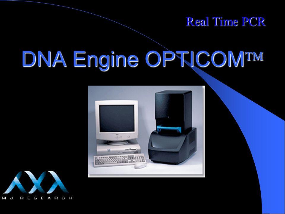 Real Time PCR DNA Engine OPTICOM 3/25/2017