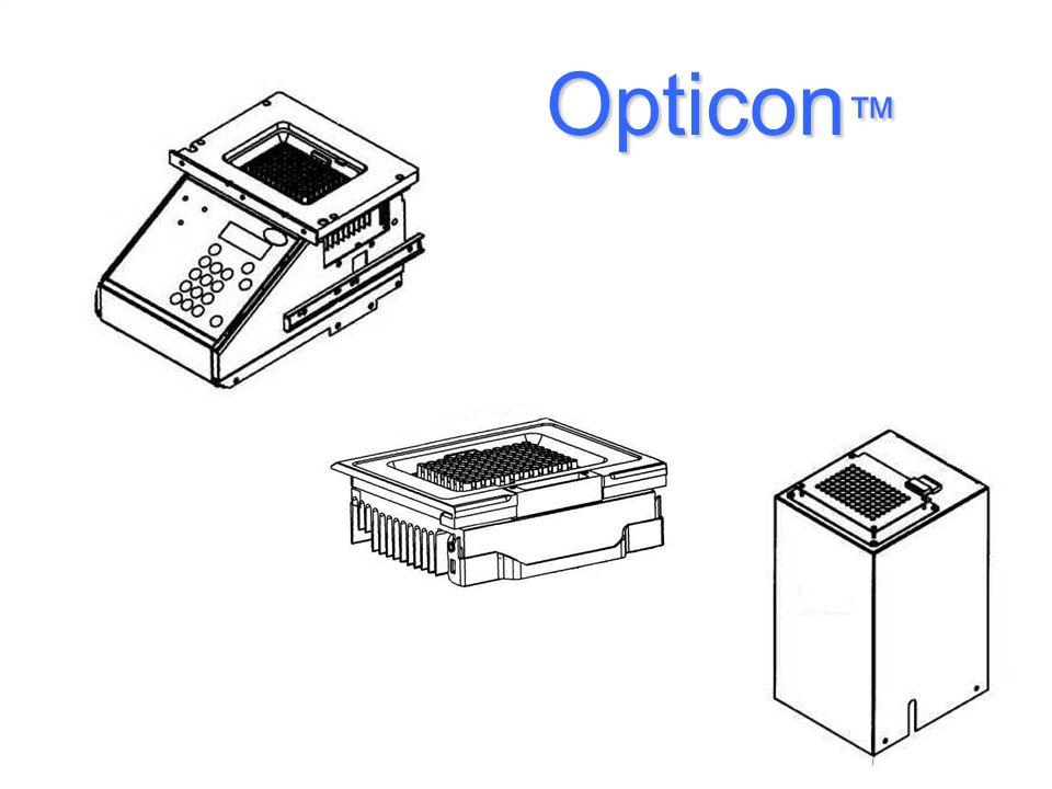 Opticon™ Opticon™ Plataforma DNA Engine™ Unidade Alpha™ 96V