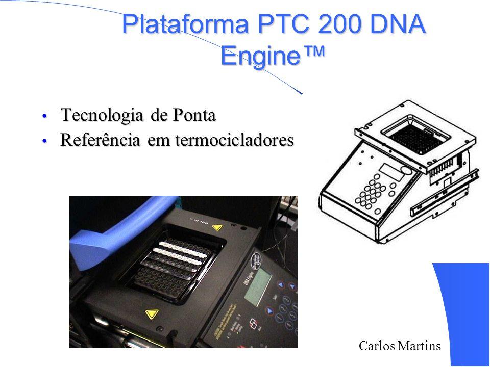 Plataforma PTC 200 DNA Engine™