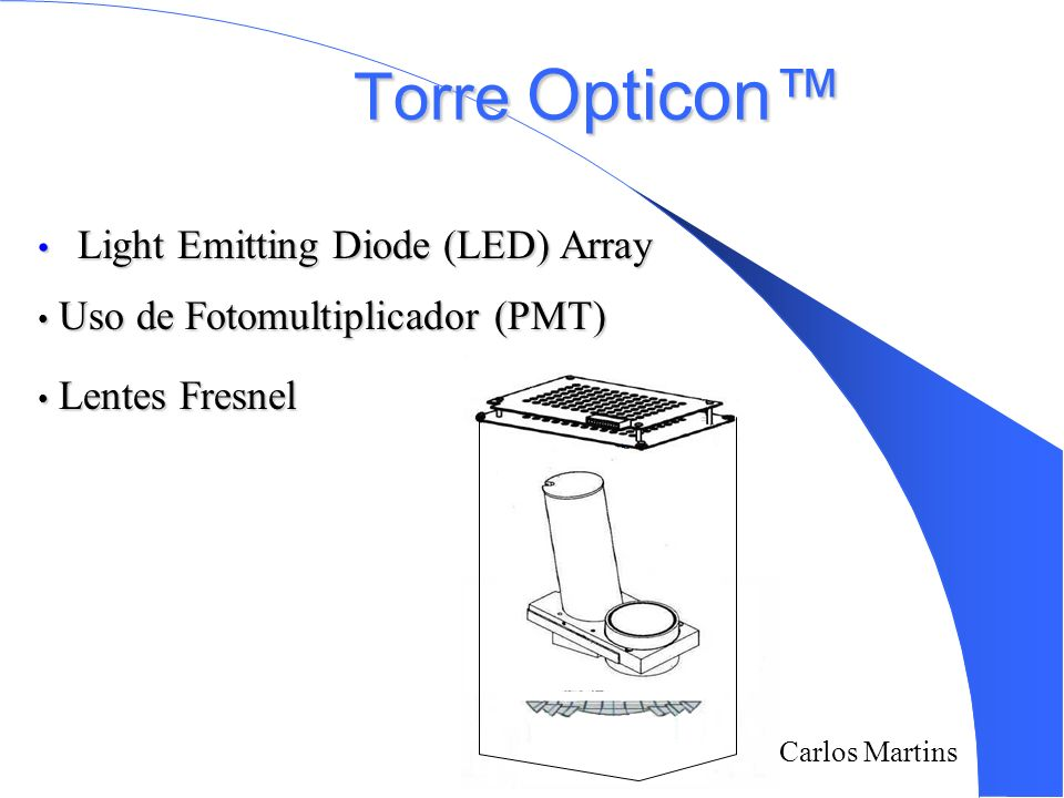 Torre Opticon™ Light Emitting Diode (LED) Array
